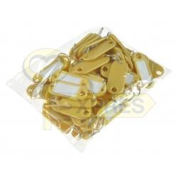 Identifier ID K7 light gold (50 pcs)