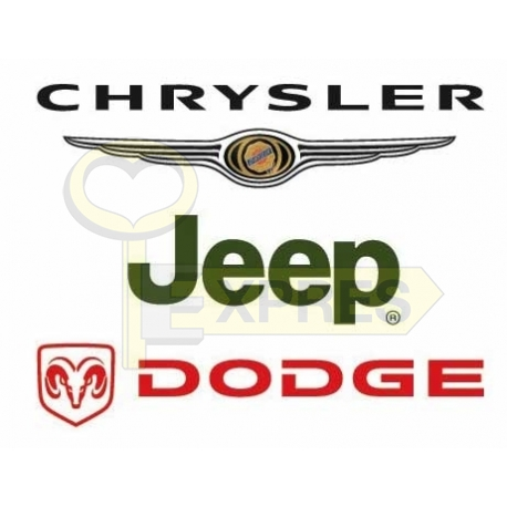 Chrysler/Jeep/Dodge radio serial number - Expres B2B