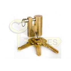 Kłódka GAM VI (3 klucze)
