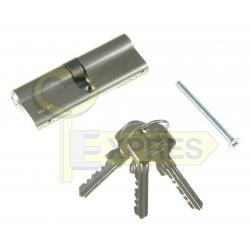 Wkładka TARA 16L80 30x50 nikiel