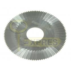 Cutter SG2W - 80x1,5x22 - WIDIA