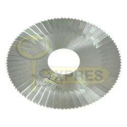 Cutter 80x22x1,6 HSS