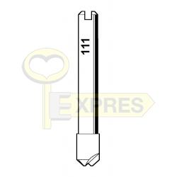 Frez H111 HSS