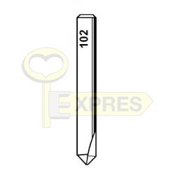 Frez H102 HSS