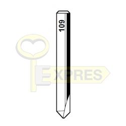 Frez W109 6x40x040-110 2 ostrza Widia