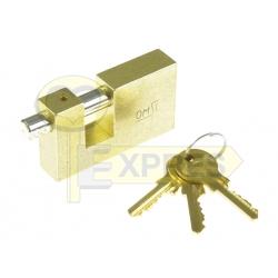 Brass Padlock Omsi - KMA40