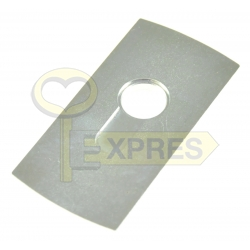 Protective plate for puller