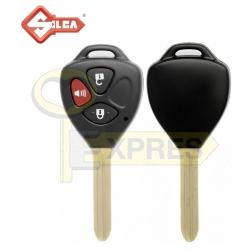 Key shell Toyota - Avalon, Camry, Corolla