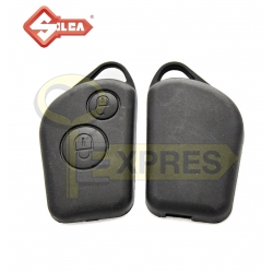 Key shell Citroen - Berlingo, Evasion, Saxo, Xsara