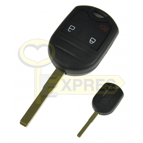 Key with Remote Ford