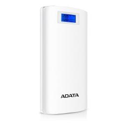 PowerBank ADATA 20000mAh P20000D biały
