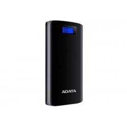PowerBank ADATA 20000mAh P20000D czarny