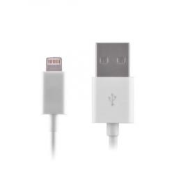 kabel USB Lightning 1,5m eXtreme biały
