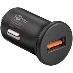 ład USB sam. Goobay QC3.0 1xgn. 5V / 2,4A - 45162