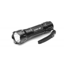 Latarka 1W LED aluminiowa, wodoodporna