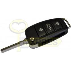 Key with remote Audi A3 Keyless 315 MHz