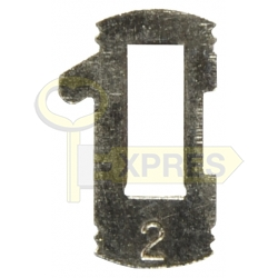 "TUMBLER DOOR GT15 - ""2"" (10 pcs)"