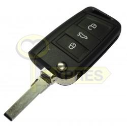 Key with Remote Volkswagen