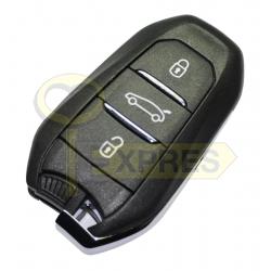 Keyless - Peugeot 3008, 5008, Expert, Traveller