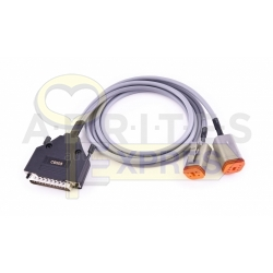 CB305 - AVDI cable for connection with Harley-Davidson Bikes