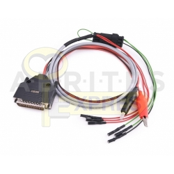 CB306 - AVDI cable for connection with Piaggio Bikes