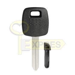 Chipless key shell - NSN14