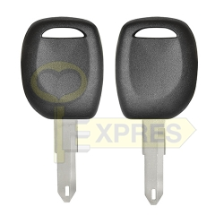 Chipless key shell - NE73