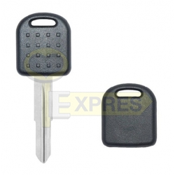 Chipless key shell - SZ11
