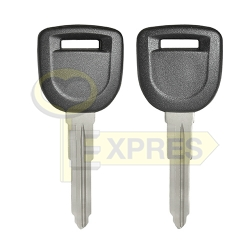 Chipless key shell - MAZ20R