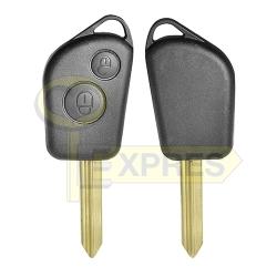 Remote shell Chrysler - SX9
