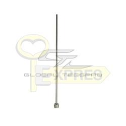 Tool for striking pins from blades
