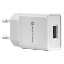 Ładowarka USB 1 gn. everActive 1A
