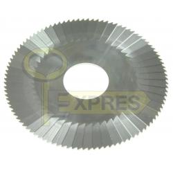 Cutter SG17 - 64,6X1,8X9,52 HSS