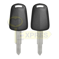 Chipless key shell - DWO4