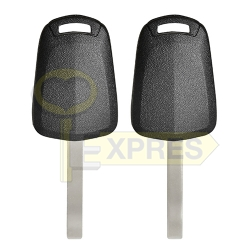 Chipless key shell - HU100