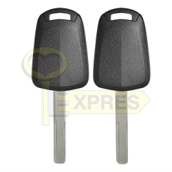 Chipless key shell - HU43