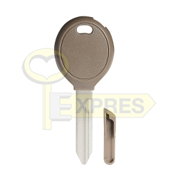 Chipless key shell - Y160