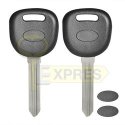 Chipless key shell - HYN14R