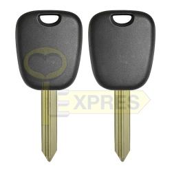 Chipless key shell - SX9