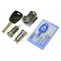 Set lock with key and card SIP22