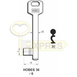 HOBES 36 FI6