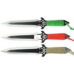 Nóż rzutka - zestaw 3 szt.