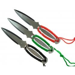 Nóż-rzutka - Zestaw 3 szt.