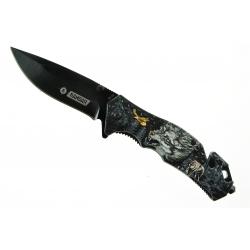 Nóż składany RATUNKOWY - RESCUE