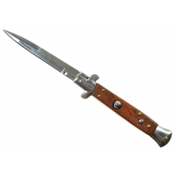Nóż składany - scyzoryk - sprężynowy