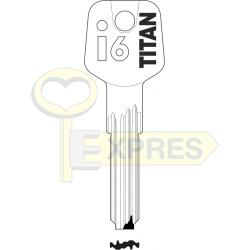Key Titan I6
