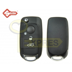 Key shell - Fiat 500X, Tipo, Jeep Renegade