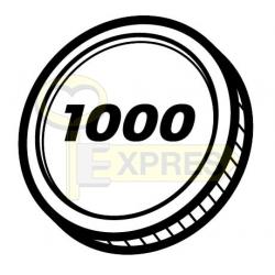 1000 tokens - SPVG SuperVAG