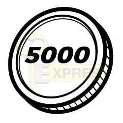 5000 tokens - SPVG SuperVAG