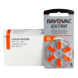 13 - RAYOVAC EXTRA